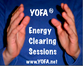 YOFA Energy Clearing Sessions
